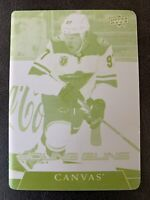 2020-21 UPPER DECK YOUNG GUNS KIRILL KAPRIZOV RC ONE OF ONE PRINTING PLATE 1/1