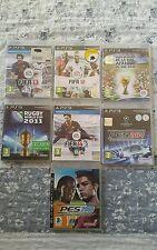 Pour Playstation 3 Ps3 - lot de 7 jeux