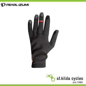 Pearl Izumi Thermal Gloves - Full finger - Black