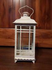 New listing Antique tin candle lantern