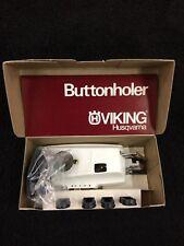 Brand New Viking Husqvarna Buttonholer, Model V2, Sewing & Attachments