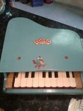 Vintage CODEG CHILDS PIANO made in England