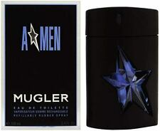 ANGEL AMEN (Refillable Rubber Spray) by Thierry Mugler for men 3.3 / 3.4 oz edt