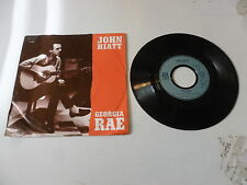 "JOHN HIATT - Georgia Rae - West German 2-track 7"" Juke Box Vinyl Single"