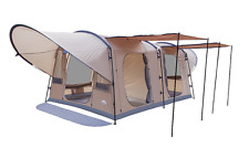 NEW Family Camping Tent 8-Person Woodlands 13 x 10 2-Separate Rooms Extended