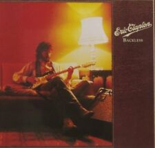 New: ERIC CLAPTON-Backless CASSETTE