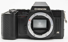 Chinon CP-7M CP 7M Multi-Program DX Spiegelreflexkamera Body Gehäuse SLR Kamera