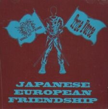 JAPANESE-EUROPEAN FRIENDSHIP CD Oi!Oi!Oi! Skin Way of Life/Streetpunk/