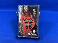 Les Nubians ‎– Princesses Nubiennes Cassette Tape Album Jazz Hype Sticker SEALED