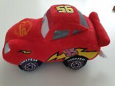 Disney & Pixar Lightning McQueen Red Car 22 cm Plush Soft Stuffed Doll