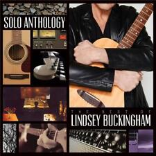 Lindsey Buckingham Solo Anthology The Best Of 3 CD Digipak NEW