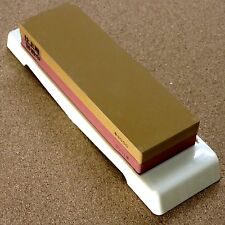 Japanese Double Sided Sharpening Stone Whetstone Grindstone #1000/#3000 JAPAN