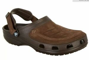 NEW Mens Crocs Yukon Vista Clog Shoes, size 10