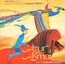 GABRIEL YARED – Azur Et Asmar (Bande Originale Du Film D'Animation) (2006 CD)