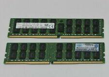 16GB 2Rx4 PC4-2133P Server RAM ECC Arbeitsspeicher Hynix HMA42GR7AFR4N HP Z440