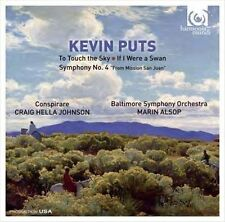 "Kevin Puts: To Touch the Sky; If I Were a Swan; Symphony No. 4 ""From Mission..."