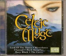 CELTIC MYST vol 1 CD MARY BLACK MARK KNOPFLER CORRS CLANNAD