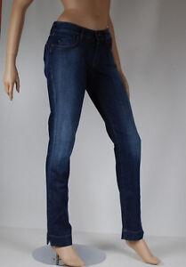 jeans slim femme PEPE JEANS modele precious taille W 26 L 32 ( 36 )