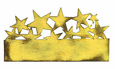 Sizzix Star Cluster On-the-Edge die #658761 Retail $15.99 Tim Holtz Alterations