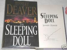 THE SLEEPING DOLL by JEFFERY DEAVER  **SIGNED**