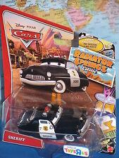 DISNEY PIXAR CARS SHERIFF RADIATOR SPRINGS CLASSIC POLICE ***BRAND NEW & RARE***