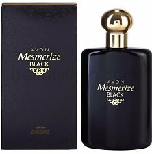Avon Mesmerize Black for Men Cologne Spray Nib 3.4oz.