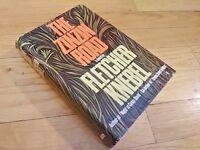 THE ZINZIN ROAD by Fletcher Knebel 1966 Book Club Edition BCE HCDJ Doubleday NY