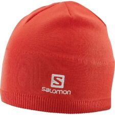41a661df Salomon Unisex Winter Beanie OSFA Fiery Red