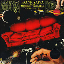 Frank ZAPPA-One Size Fits All (vinile LP - 1975-US-REISSUE)