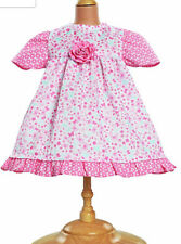 robe poupee corolle bonbon fleurs les classiques 30cm