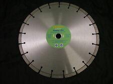 "Diamond blade disc 300mm/12"" for granite worktops, clay tiles, engineering brick"