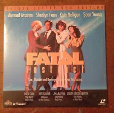 Fatal Instinct Laserdisc
