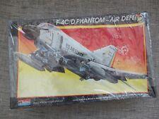 MONOGRAM 5821 - F-4C/D PHANTOM USAF AIR DEFENSE - RARE 1/48 MODEL KIT - SEALED