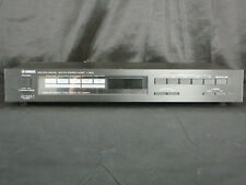 YAMAHA NATURAL SOUND AM/FM STEREO TUNER T-500