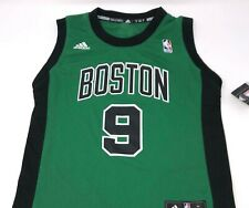NWT NBA Boston Celtics #9 Rando Kids Youth Jersey Adidas Medium