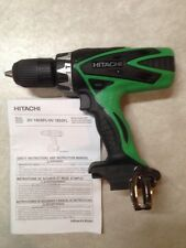 Factory-Reconditioned: Hitachi DV18DSFL 18-Volt Lithium-Ion Cordless Hammer D...