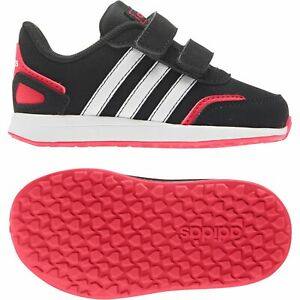 Adidas Vs Switch 3 Cmf I Kids Running Shoes Trainers Touch Fastener