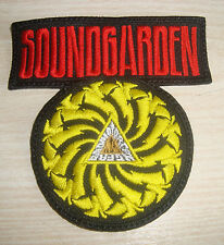 SOUNDGARDEN - Logo Embroidered PATCH Queens of Stone Age Eagles of death Metal