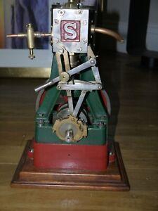 MASSIVE STUART TURNER MODELS LIVE STEAM 5A MARINE ENGINE