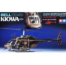 Tamiya 60712 BELL OH-58 KIOWA 1/72 Kit 4950344607129