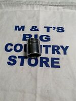 "1995 Snap-on Tools USA 3/8"" Drive 7/8"" SAE 6 Point Shallow Chrome Socket FS281"