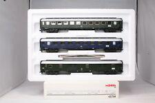 H0 Märklin 42758 Schnelzug-Personen-wagen-Set DB 3-teilig Neu 1:87