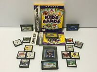 Nintendo Various Game Lot of 17 Games All Tested Working!