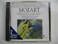 MOZART: SYMPHONIES 40 & 41 JANE GLOVER / RPO + BONUS FREE CD