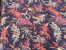 Liberty Silk Twill 100%, 'Manning' (per metre) dress fabric, scarves, sewing