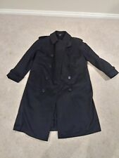 Men's Michael Kors Black Trench Coat