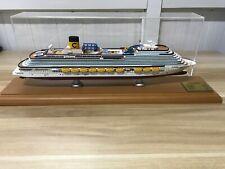 Costa Venezia Cruise Ship Model