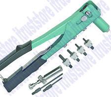 Rivnut Insert Riveter Installation Tool Blind Hollow Anchor Riveting Nut Kit