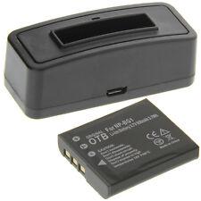 Ladegerät + Akku Typ Sony NP-BG1 Batterie Ladestation Accu Battery Ersatzakku
