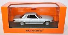 Voitures miniatures argentés MINICHAMPS pour Mercedes
